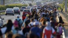 Австрия приостановливает действие Шенгена