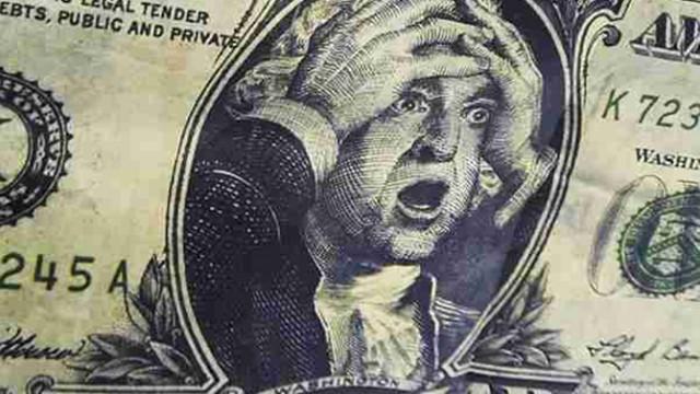 Доллар дешевеет по отношению к евро