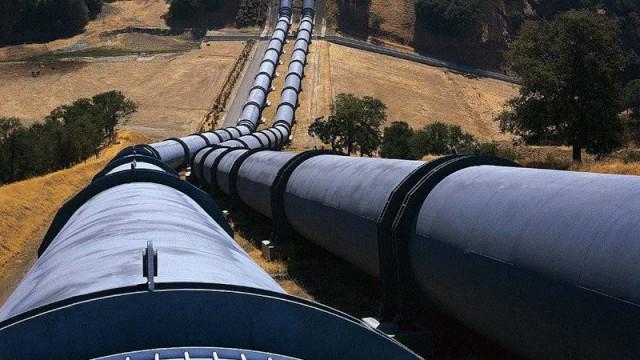 Цена транзита российского газа увеличена лишь в 1,5 раза