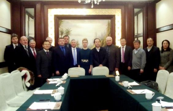 Харьковщина налаживает контакты с Китаем