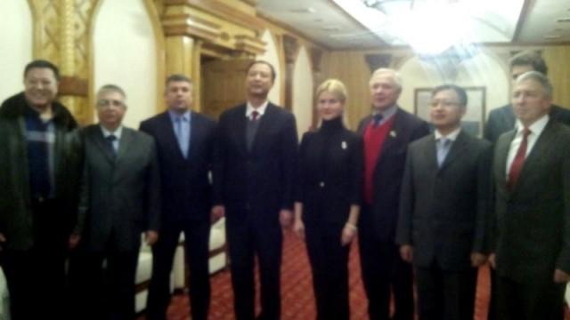 Харьковские товары поедут в Китай по «Новому шелковому пути»