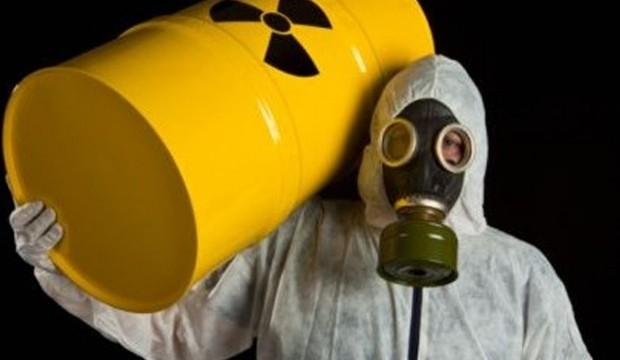 В Чернобыль повезли отходы