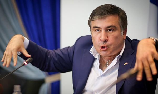 Саакашвили анонсировал аресты одесских чиновников