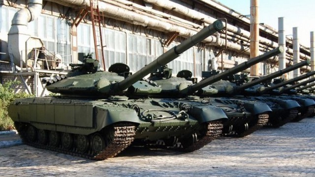 ХБТЗ передал армии свыше полусотни танков