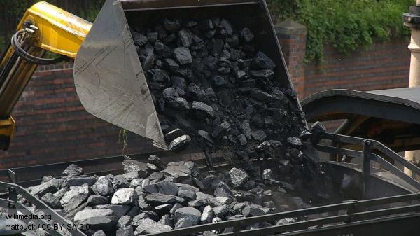 Добыча угля выросла на 0,2% по сравнению с прошлогодними данными