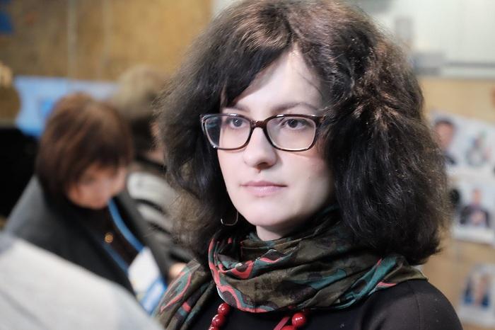 Марина Плужник-Гладырь