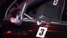 Обнародовано видео резонансной погони за BMW в Киеве