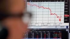 Котировки на биржах Европы снижаются шестую сессию подряд