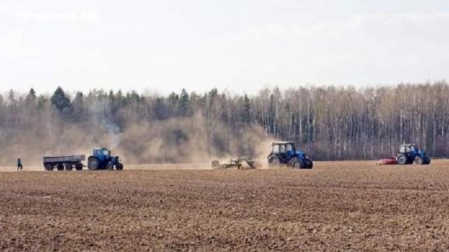 Расходы на посевную выросли на 20%