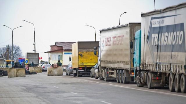 Украина обменялась с Россией разрешениями на транзит
