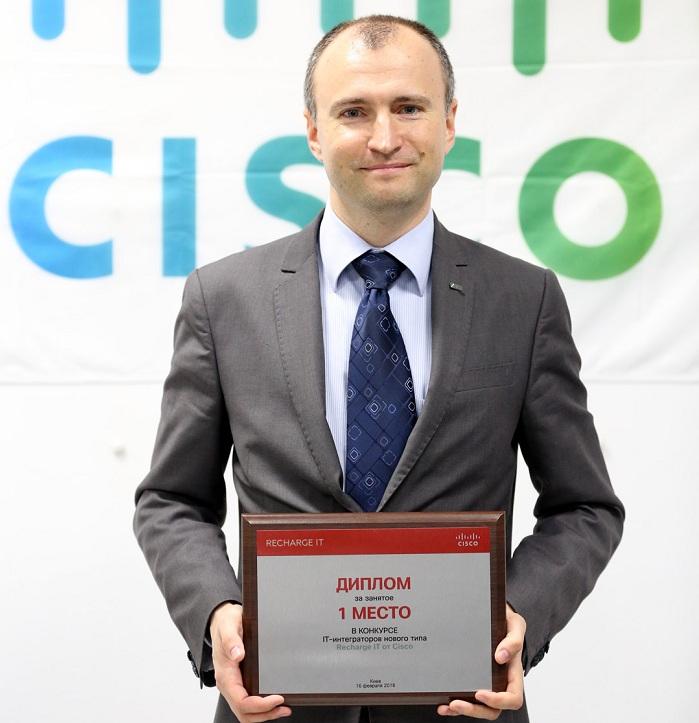 Генеральный директор Infosafe IT, первое место