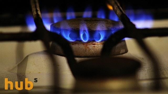 Украина за четыре года сожгла российского газа на $54 млрд