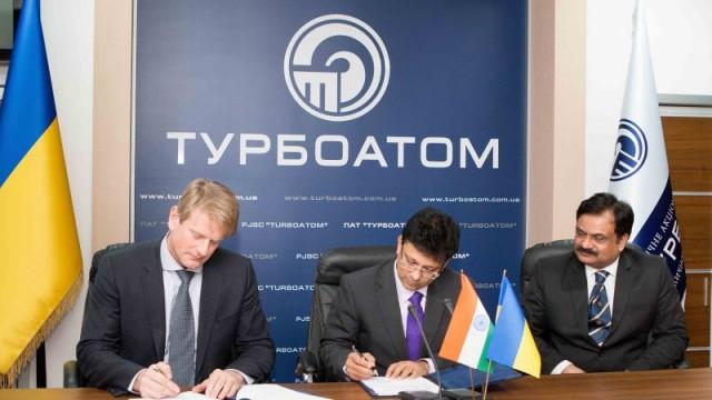 Харьковские машиностроители поставят запчасти для турбин в Индию