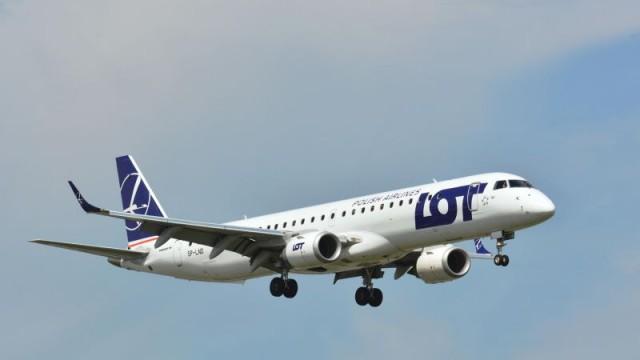 Харьков и Варшаву соединили регулярным  авиасообщением