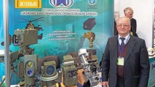 Изюмские приборостроители показали рекордную производительность