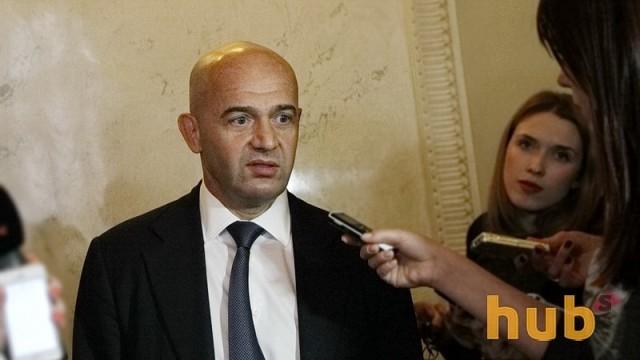 Задержан бывшый народный депутат Украины Игорь Кононенко