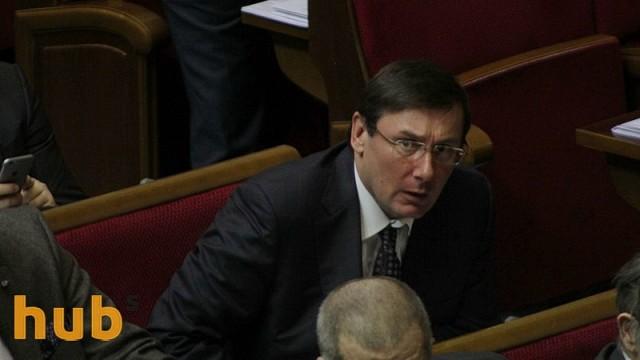Маятник прокурориады Луценко: От «не хочу, но могу» до «не хочу и не могу»