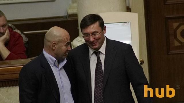 Луценко переложил ответственность за провал технократов на других