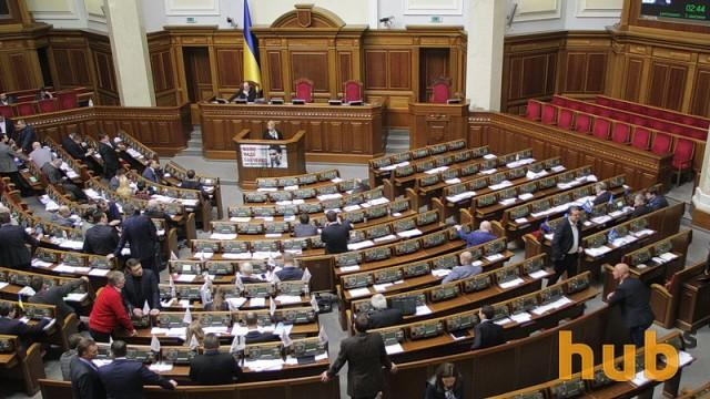 Закон о «партийной диктатуре» обжалуют в КСУ