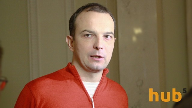 Парламент отозвал Егора Соболева с должности главы комитета