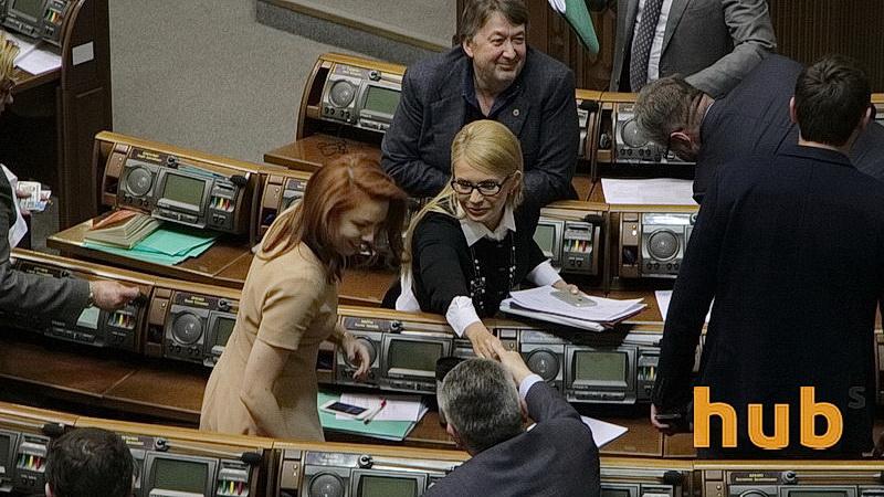 Тимошенко-зал