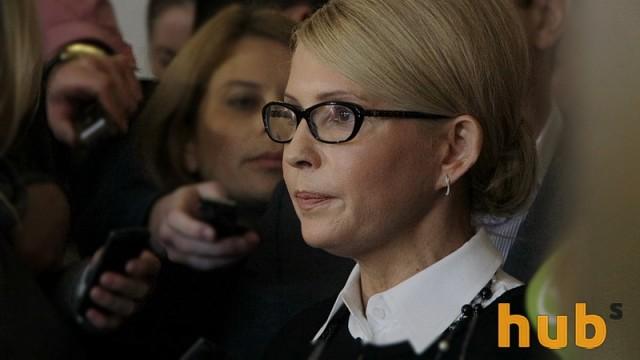 Тимошенко отрицает амбиции стать премьером