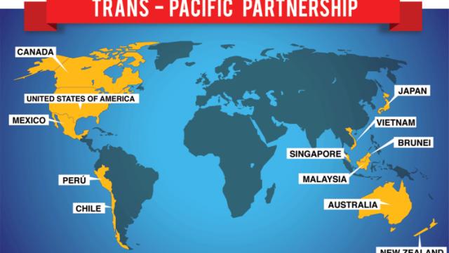 Против Китая создали Транстихоокеанский партнерский союз