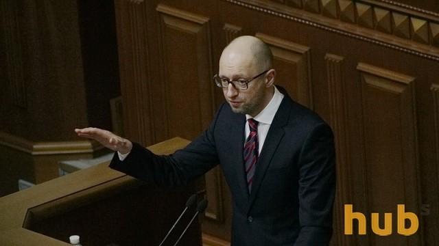 Яценюк не планирует идти на довыборы в Раду
