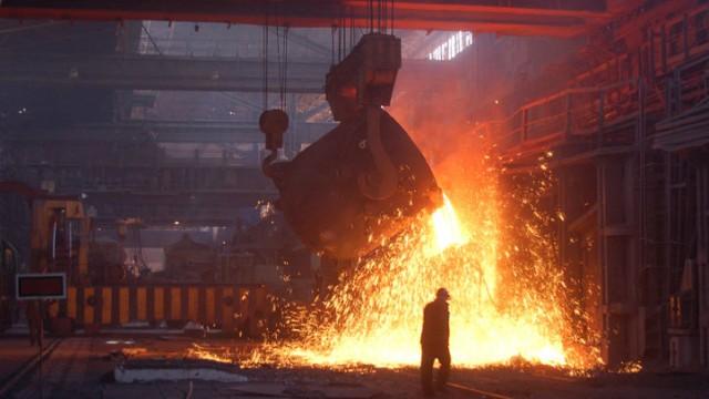 Экспорт металлургии подскочил на 2%