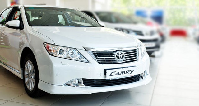 За месяц выросли продажи новых легковых авто