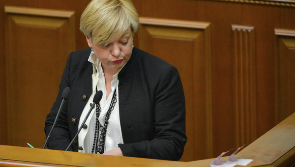 Гонтарева проговорилась об истинной сумме от приватизации, — Николай Щуриков