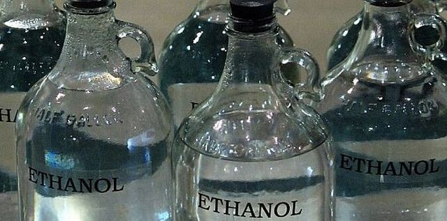 В Винницкой области изъяли нелегальный спирт