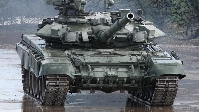 Иран отказался от российских танков