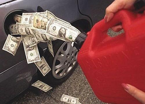Газ на АЗС дешевеет