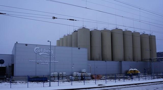 Carlsberg Ukraine нарастила долю на рынке до 29,6%