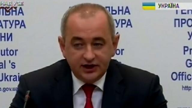 Украина оценивает ущерб от аннексии Крыма в 1 трлн грн