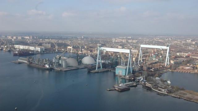 Индустриальный парк на базе Черноморского судостроительного завода будет работать как бизнес-инкубатор