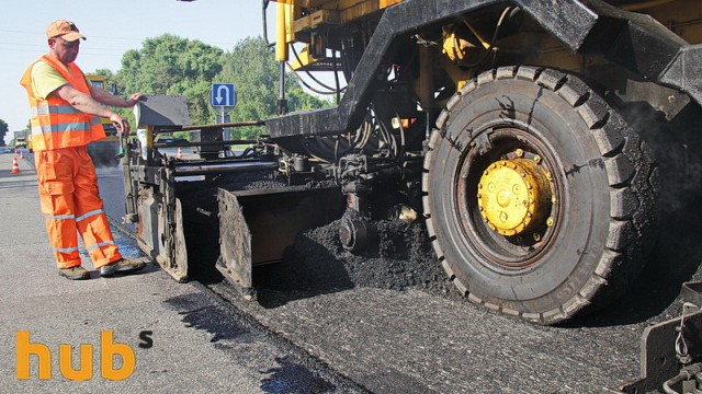 Таможня дала на дороги свыше 8 млрд грн