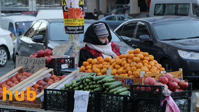 Дефляция в феврале составила 0,4%