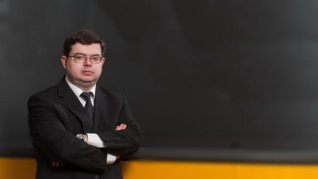 Глава правления Банк Михайловский Игорь Дорошенко