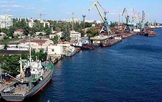 Чистый убыток Киевского речпорта составил 5 млн грн
