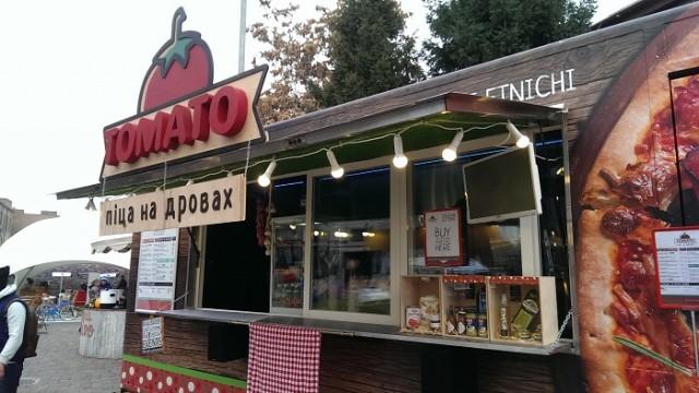 стартап, уличная еда
