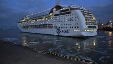 В Одессе швартуется британский корабль-разведчик