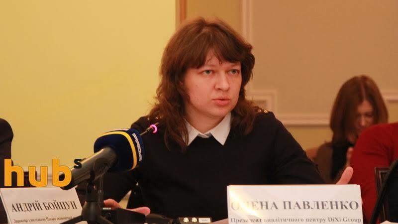 Елена Павленко