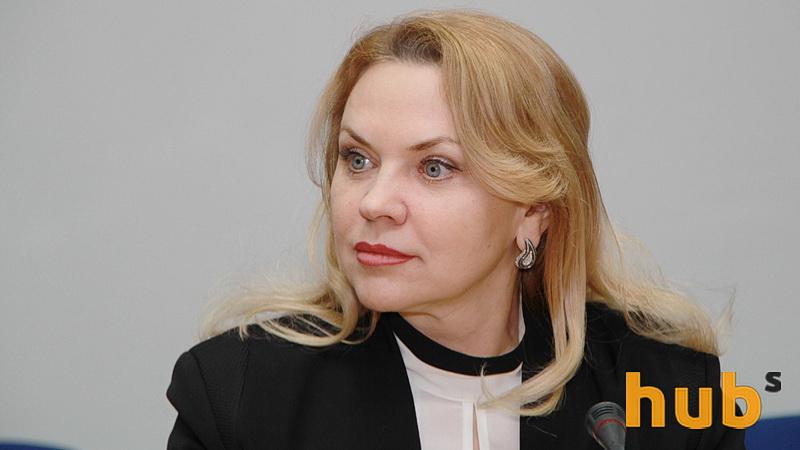 Светлана Скосырская, председатель правления Госзембанка
