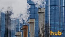 В Украине увеличились выбросы вредных веществ в атмосферу