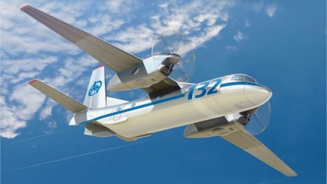 Американцы установят авионику на новый самолет «Антонова»