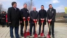 Датчане начали строительство второго биогазового завода в Украине