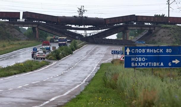 Немцы переключились с ремонта дорог в АТО на ж/д-проекты