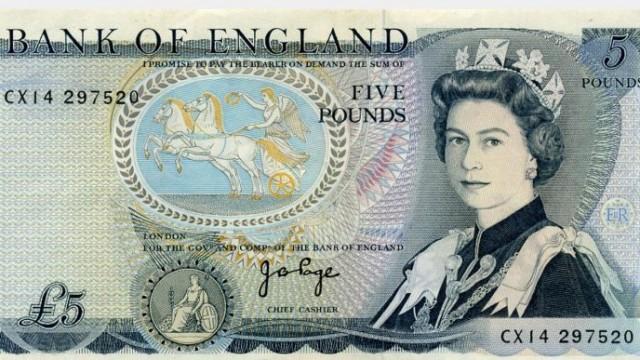 Британский фунт рухнул до тридцатилетнего минимума